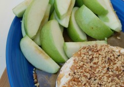 Honey Walnut Baked Brie