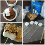Dipped S'Mores