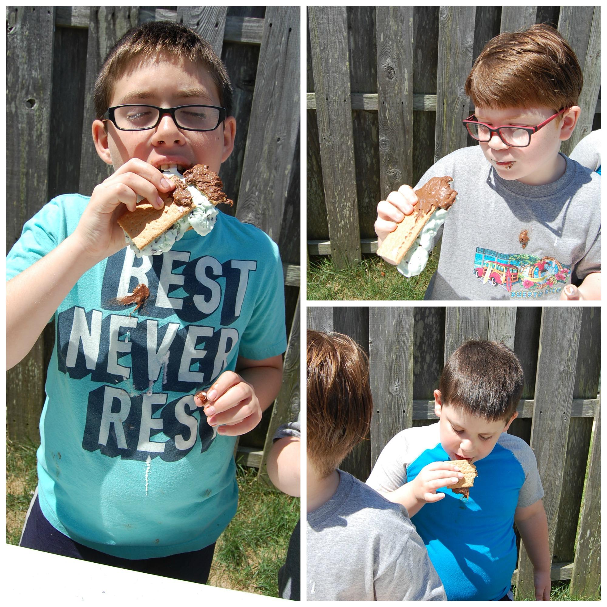 Easy Ice Cream Sandwich 7