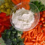 Ranch Pepper Blue Cheese Dip