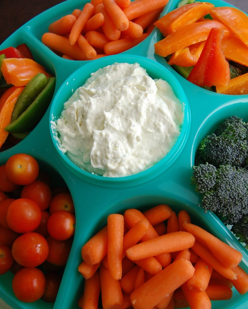 Ranch Pepper Blue Cheese Dip1
