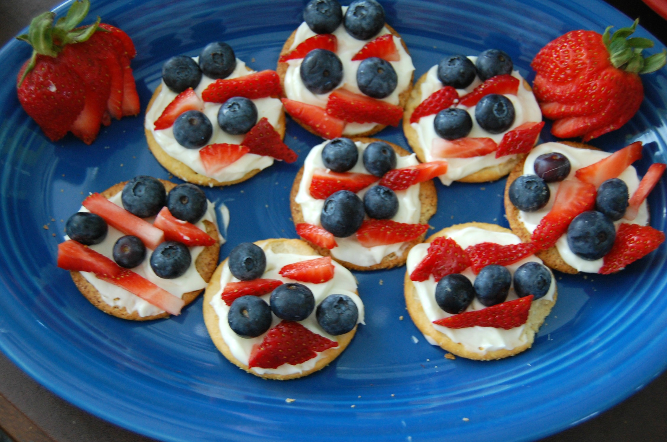 Red White and Blue Snacks 3