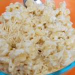 Slow Cooker White Mac & Cheese