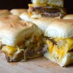 Pork Tenderloin Sliders with Apples & Onions