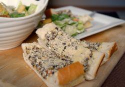 Easy Feta Olive Bread