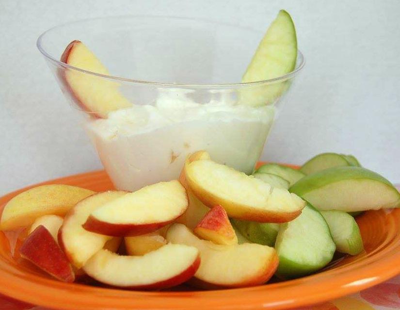 Sugar Free Fruit Dip