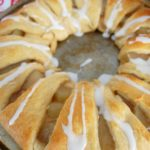 Apple Crescent Ring