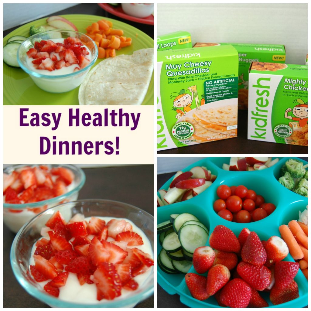 Simple And Nutritious: Easy Healthy Dinners