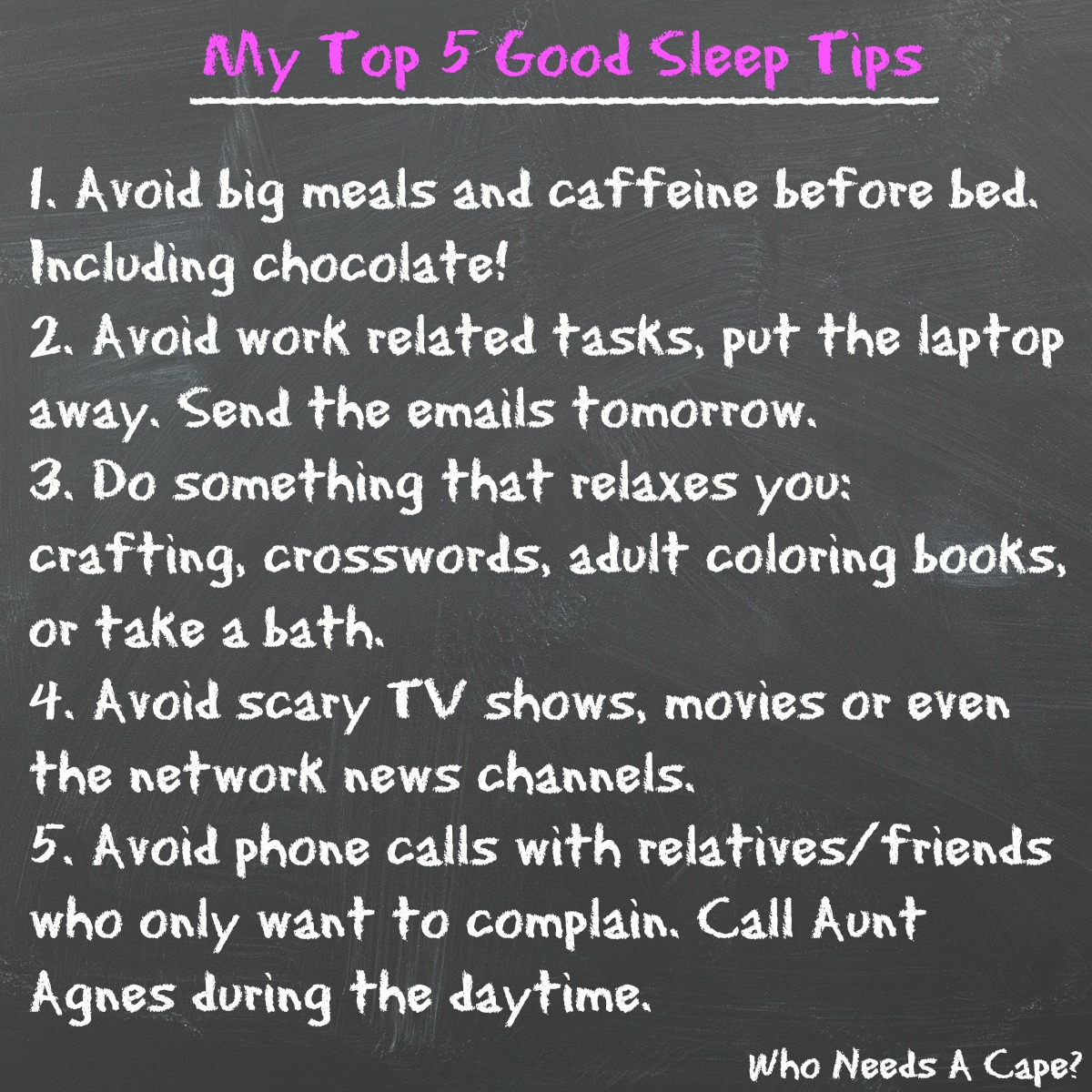 If Sleep Seems To Be Evading You More And Read My Top 5 Good