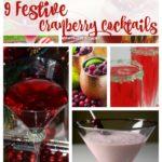 9 Festive Cranberry Cocktails