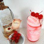Cherry Bourbon Slush