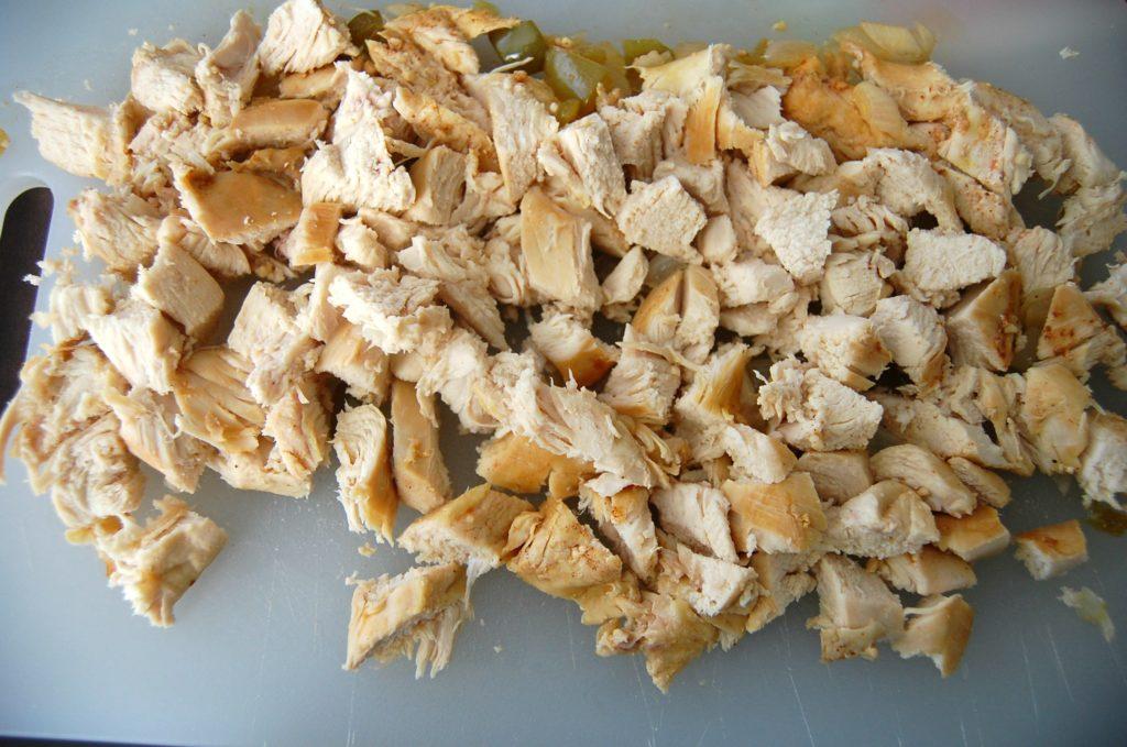 Slow Cooker BBQ Chicken Chili