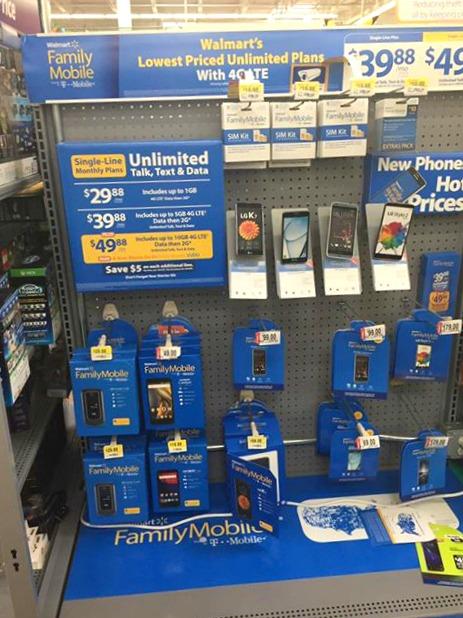 Walmart Phone