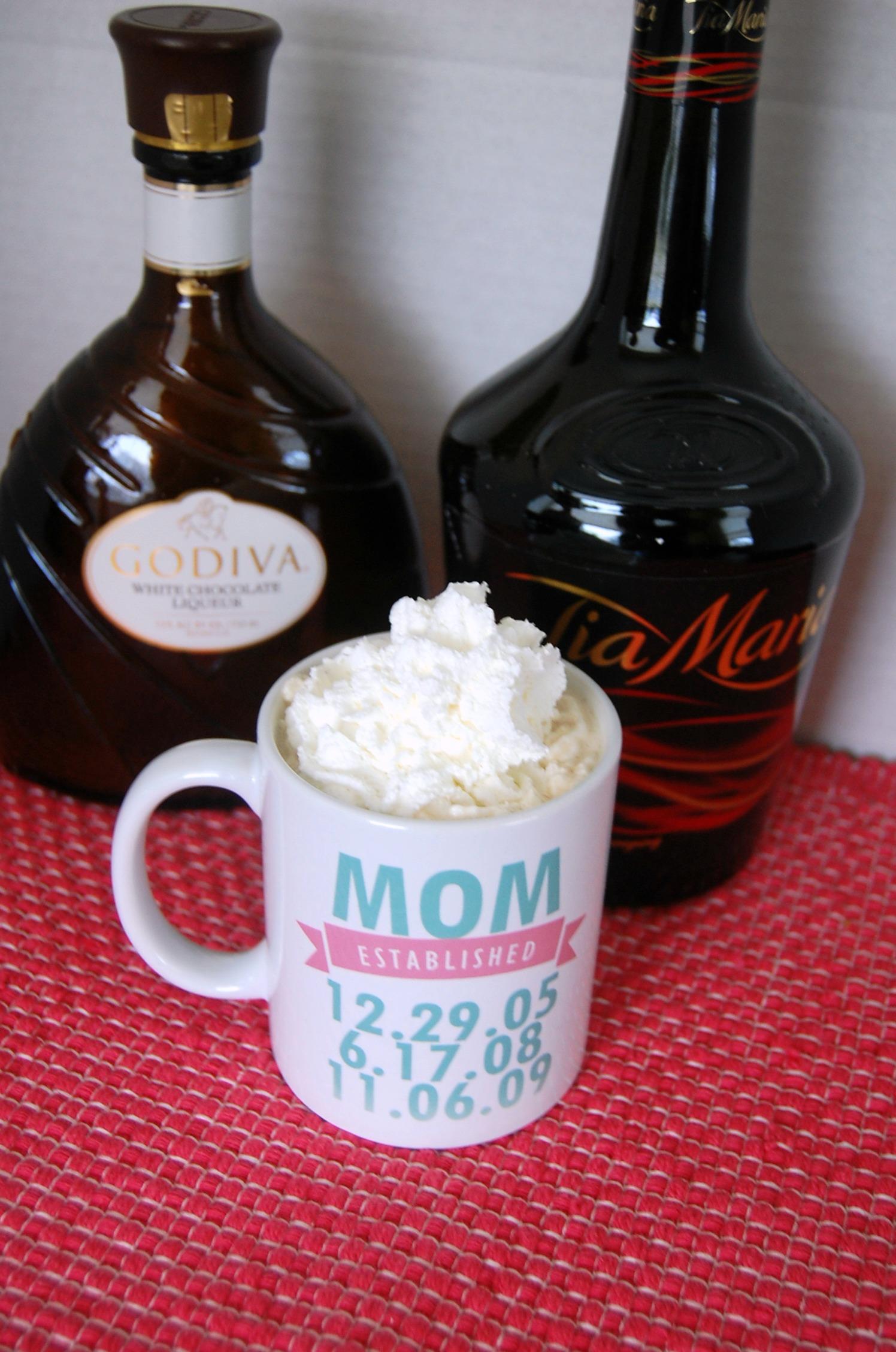 Boozy Mocha Coffee