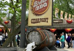 You simply must head to Cedar Point for their Brew and BBQ! Sample delicious craft beer and amazing BBQ offerings! Fuel up after a day of fun on the rides!