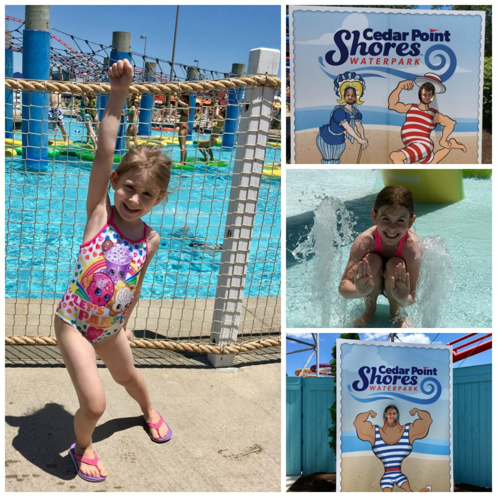 Cedar Point Shores Water Park in Sandusky, OH there's so much fun to be had. See all the splish-splashing fun to be had at this amazing water park!