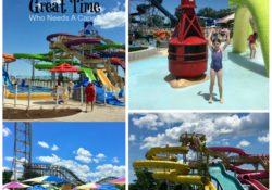 Cedar Point Shores a Splish Splashing Great Time