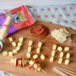 Lunchbox Pizza Kabobs