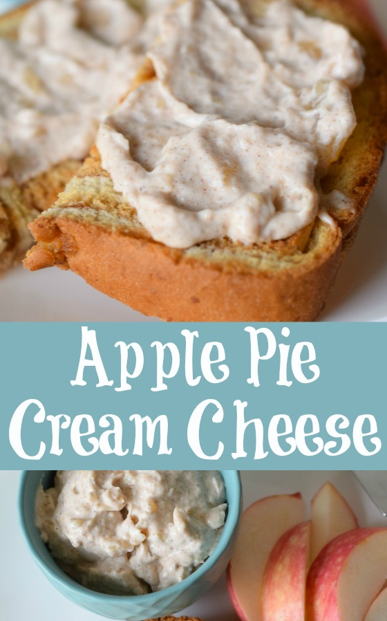 Apple Pie Cream Cheese