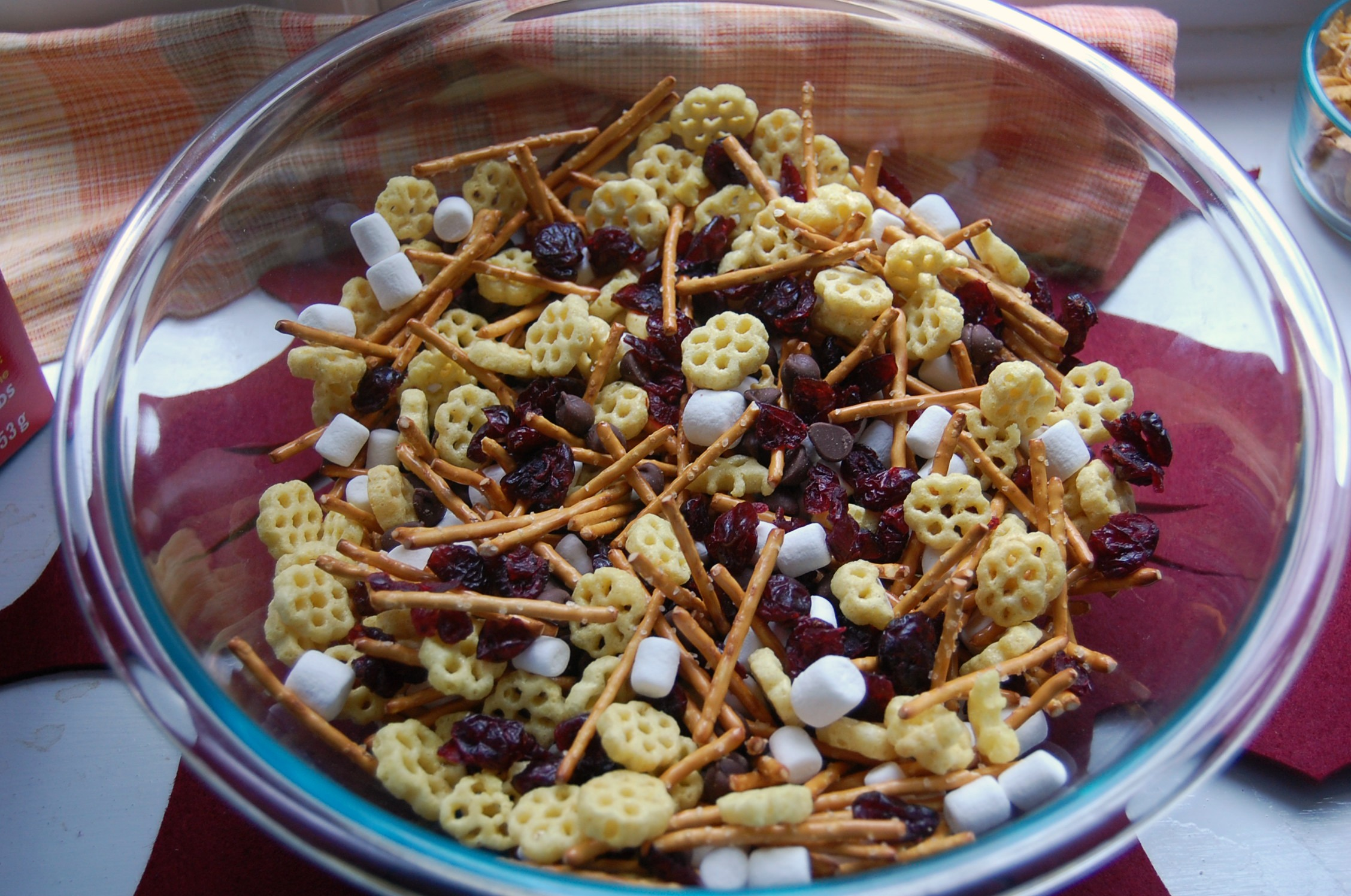 Cereal Snack Mix 4