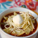 Slow Cooker Turkey Taco Soup