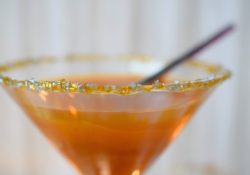 Amaretto Apple Cider Cocktail