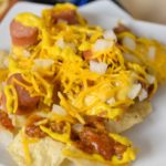 Coney Dog Nachos