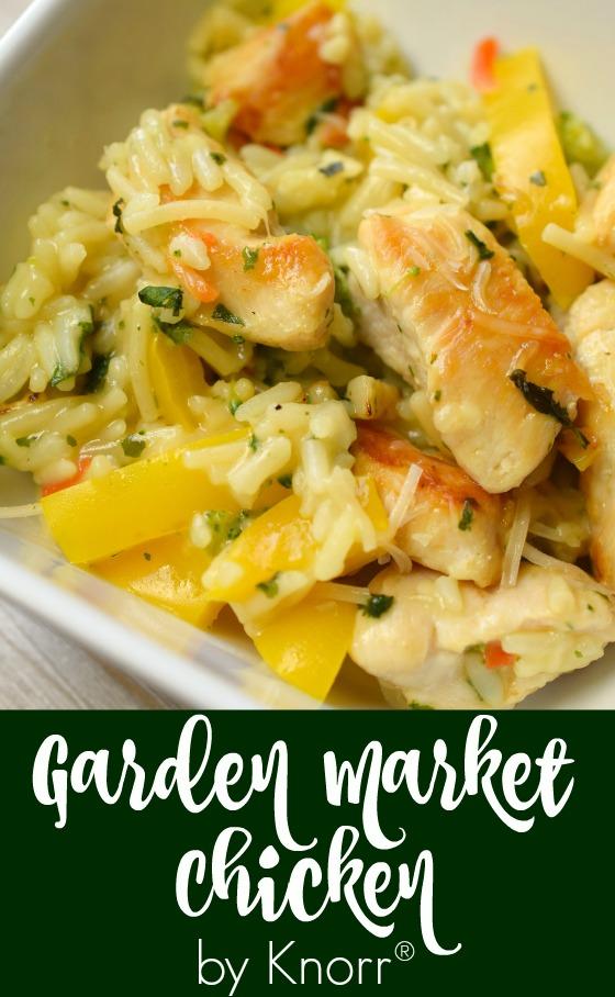 Garden Market Chicken by Knorr®