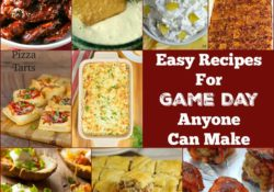 The Best Game Day Recipes for the Superbowl, tailgating, parties and cheering for your favorite team! Dips, appetizers, munchies we've got them all!