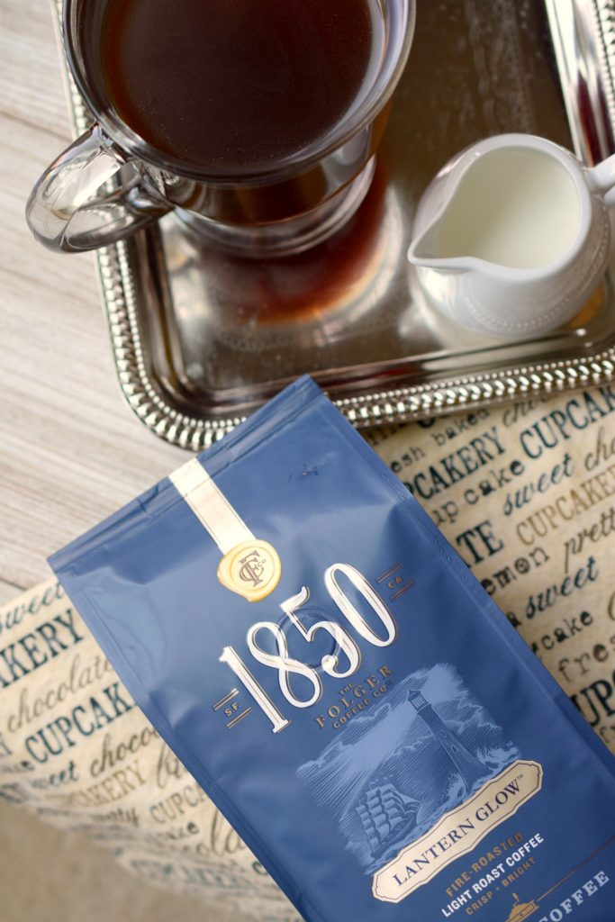 Coffee lover? Me too! Start Your Bold Day with 1850 Brand Coffee from the makers of Folgers. With masterfully crafted flavors this is a coffee to enjoy!