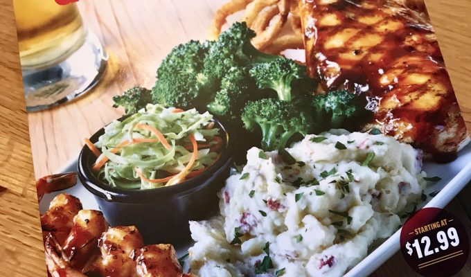 Bigger, Bolder Grill Combos at Applebee's Neighborhood Grill + Bar