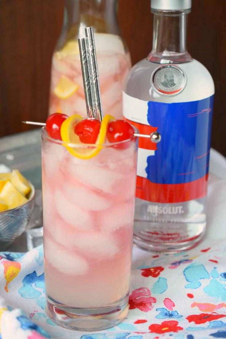 Summer Slammer Cocktail