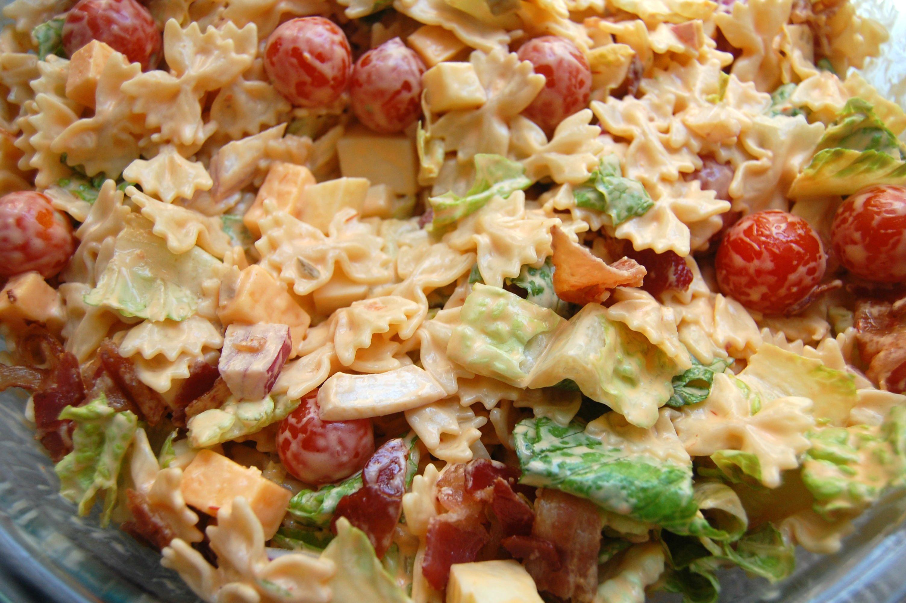 Amazing Pasta Salad