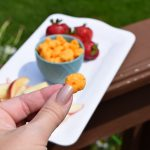Summer Snacking with Moon Cheese