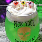 Boogeyman Brew #HalloweenTreatsWeek