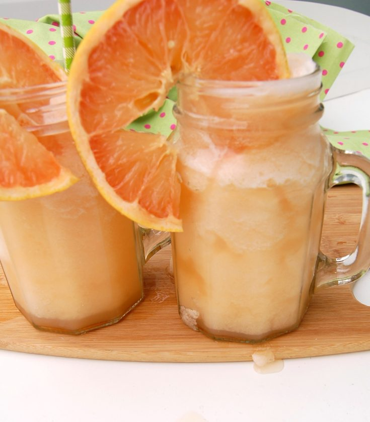 Citrus Tequila Slush