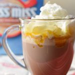 Easy Salted Caramel Hot Cocoa