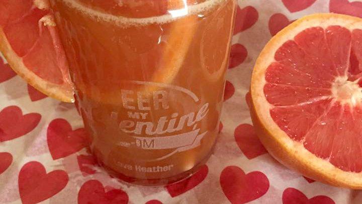 Grapefruit Beer Mimosa