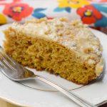 Baileys Crumb Cake